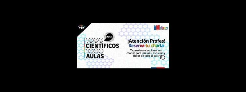 1000 científicos